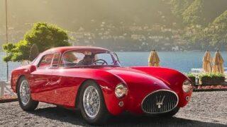 10 Most Beautiful Italian Classic Cars