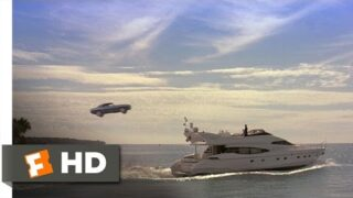 2 Fast 2 Furious (2003) – Car Meets Boat Scene (9/9)   Movieclips