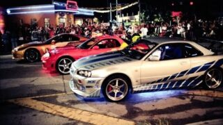 2 Fast 2 Furious – First race