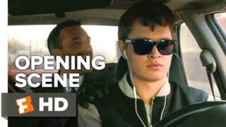 Baby Driver Opening Scene (2017)   Movieclips Coming Soon