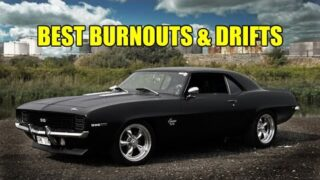 BEST MUSCLE CAR BURNOUTS AND DRIFTING COMPILATION (MAY 2017)