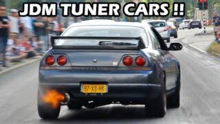 BEST OF JDM Tuner Cars (Compilation)