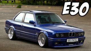 BMW E30 Compilation   Burnouts – Drifts