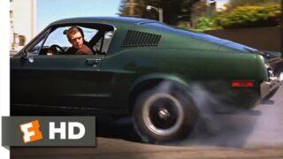 Bullitt (1968) – San Francisco Car Chase Scene (4/10)   Movieclips