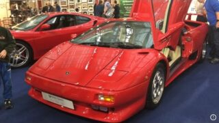 Classic Supercars – Lamborghini Diablo & Countach
