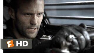 Death Race (4/12) Movie CLIP – Jensen's First Race (2008) HD