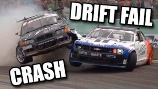 DRIFT CRASH & FAIL #1