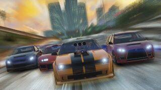 Elimination Race – GTA 5 Short film