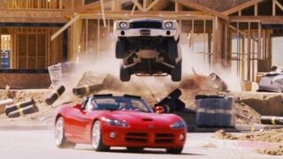 FAST and FURIOUS: TOKYO DRIFT – First Race (Monte Carlo vs Viper) #1080HD
