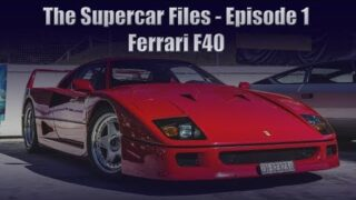 Ferrari F40 (1987)   Classic Supercars   Episode 1