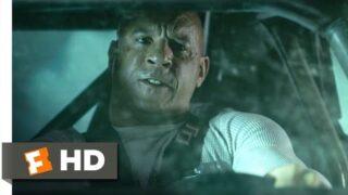 Furious 7 (9/10) Movie CLIP – Don't Miss (2015) HD