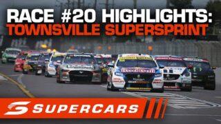 Highlights: Race #20 – Townsville SuperSprint   Supercars 2020