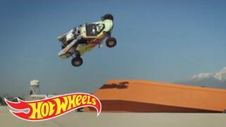 Hot Wheels Count Down: Top 5 Stunts   Hot Wheels