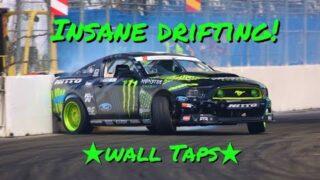 Insane Drifting! Wall Rides! Best Drift Compilation | Wall Taps | Amazing Drift Skills 🍕