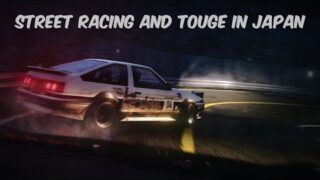 Japanese Street Racing And Touge Compilation