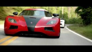 Need for speed Hollywood movies 2 clip race scene (hindi)