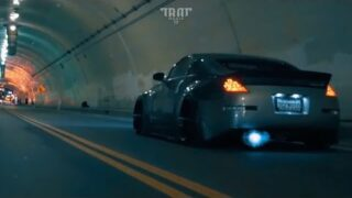 Night Lovell – Dark Light / Nissan 350Z Night Ride