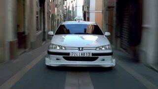 Peugeot 406 TAXI (RE-CUT MOVIE CLIP)