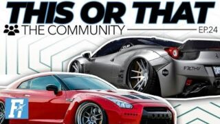 Rocket Bunny or Liberty Walk? | This or That EP.24| The Community