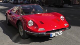 Supercars of Munich (Laferrari, Dino, 300sl, 911 Sports Classic, GTR Pro, GTR Roadster…) #117