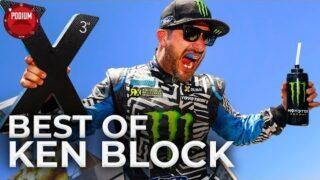 The BEST of Ken Block in World Rallycross! | Podium