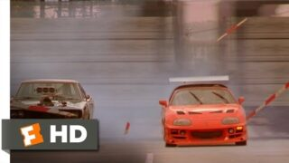 The Fast and the Furious (2001) – Brian Races Dominic Scene (10/10)   Movieclips