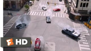 The Fate of the Furious (2017) – Harpooning Dom's Car Scene (6/10)   Movieclips