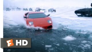 The Fate of the Furious (2017) – Roman Goes Swimming Scene (7/10)   Movieclips