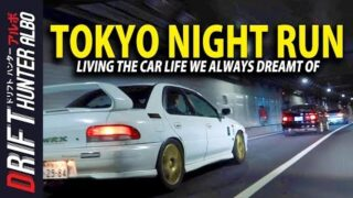 TOKYO NIGHT RUN: Living High-Octane Car Life in Japan