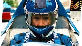 Tony Stark Monaco Race Scene | Iron Man 2 (2010) Movie Clip 4K
