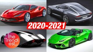 Top 10 Newest Best Supercars 2020-2021 | The Most Anticipated Supercars 2020-2021