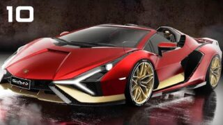 Top 10 Rare and Expensive Convertible Supercars in the World 2020
