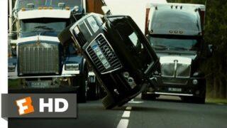 Transporter 3 (5/10) Movie CLIP – Car Wheelie (2008) HD