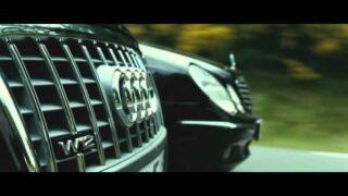 TRANSPORTER 3 – Audi A8 vs. Mercedes E-class [HD]