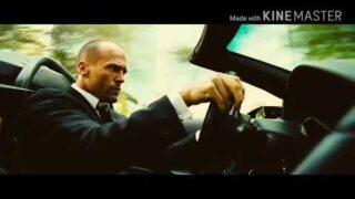 Transporter  best car driving scene