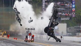 WORST Dragster Crashes 21st Century -【NHRA & ANDRA】