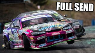 AMAZING DRIFTING SKILLS (Close tandems, wall taps, reverse entries, 360s, full send jumps and more)