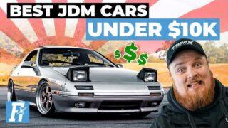 Best JDM Cars for Under 10K