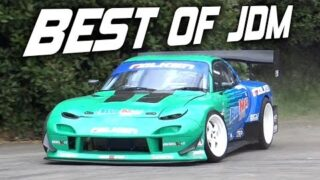BEST of JDM Tuner Car Sounds in The World! – 2JZ GT86, RX7, Skyline, Subaru & More!
