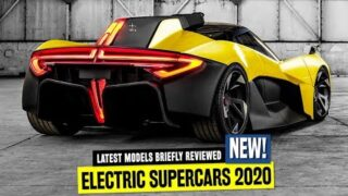 8 Newest Electric Supercars with Better Acceleration than Any ICE Model in 2020
