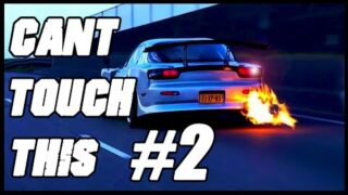 CANT TOUCH THIS COMPILATION #2  – JDM – DRIFTING – FAILS – STREET RACING