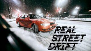 REAL STREET DRIFT – WINTER 4K