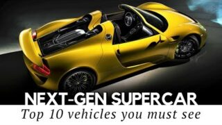 The End of Gasoline Supercars: 10 Best Hybrid Electric Vehicles that Redefine Performance