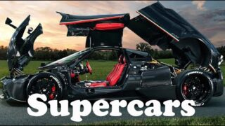 Top 10 Newest Supercars 2020-2021 |4K| By Tracing 4U