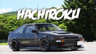 Ultimate AE86 Hachiroku Compilation | Touge & Drift