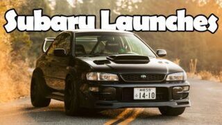 Most Insane Subaru Launches