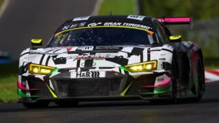 race-media.tv Onboard Classix: Audi R8 LMS GT3 #11 NLS VLN 5. Lauf 2020 Nürburgring Nordschleife
