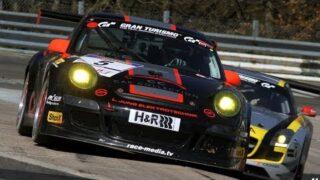 race-media.tv Onboard Classix: Porsche GT3 Cup S VLN 1. Lauf 2011 Nürburgring Nordschleife