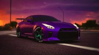 t.A.T.u.-All The Things She Said- GT-R R35 (Widebody,Customised,Modified,Sema)(barnacle boi Remix)