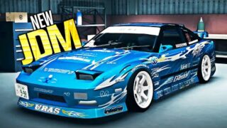 The NEW JDM Racing Game You've Never Heard of! – Night Runners